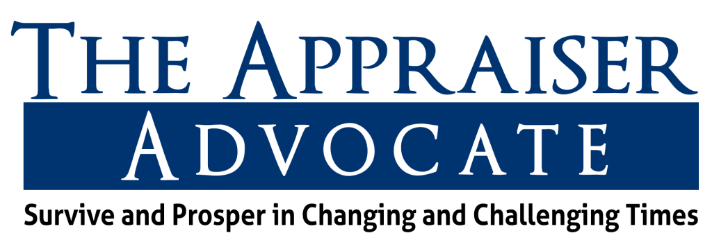 The Appraiser Advocate | Business | Health | Appraising